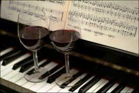 wine& music