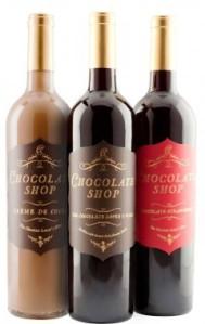 chocolate wine