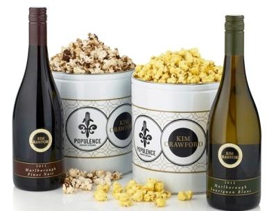 wine-popcorn